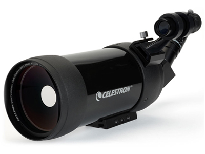 C90 MAK Spotting Scope with finder scope