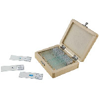 Prepared Microscope Slides 25 Piece Set
