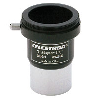 Celestron Universal T-Adapter 1 1/4 inch
