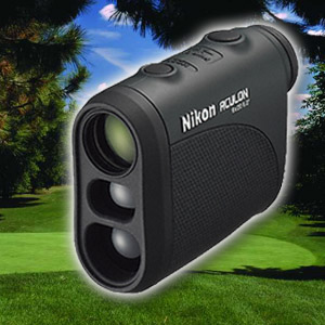 ACULON AL11 Laser Range Finder Black/Green