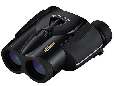 ACULON T11 8-24x25 Zoom Binoculars Black Open Box