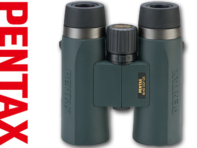 DCF CS 8x42 Full Size Roof Binoculars w/ Case