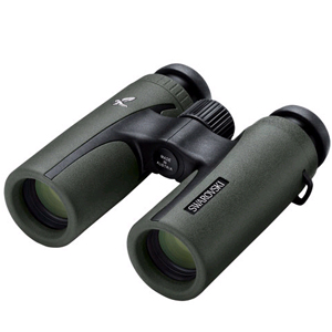 Companion 10x30 CL Roof Prism Binoculars Green