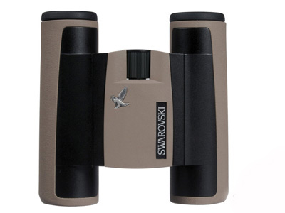 Pocket 10x25 CL Roof Prism Binoculars Sand Brown