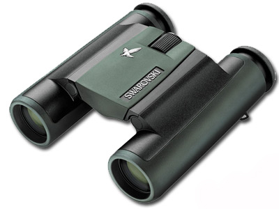 Pocket 8x25 CL Roof Prism Binoculars Green