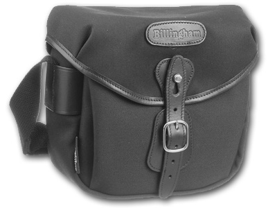 Billingham Digital Hadley Black FibreNyte BLK Trim