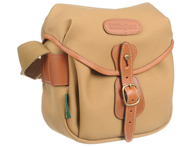 Billingham Digital Hadley Khaki/Tan Leather Trim