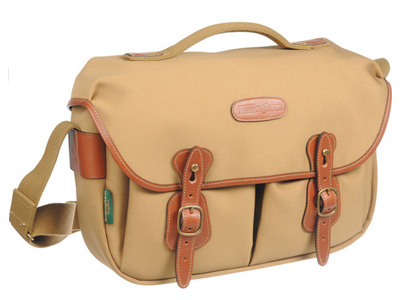 Billingham Hadley Pro Shoulder Khaki Canvas/Tan