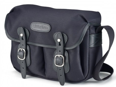 Billingham Hadley Small Black FibreNyte/Blk Trim