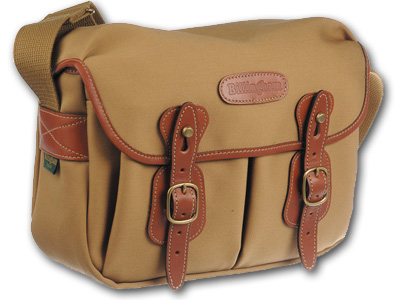 Billingham Hadley Small Khaki Canvas/Tan Trim