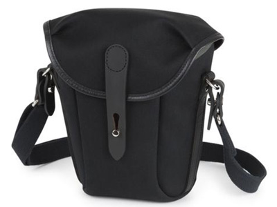 Galbin 10 Black Canvas with Black Leather Trim