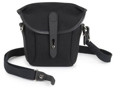 Galbin 8 Black Canvas with Black Leather Trim