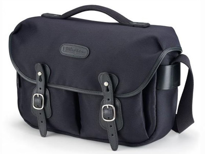 Hadley Pro Shoulder Canvas Black