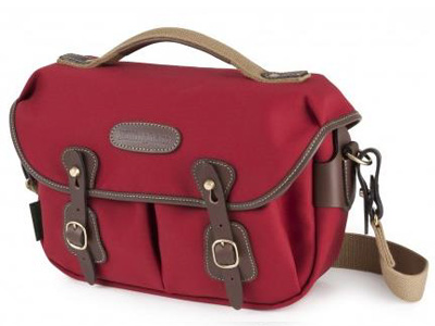 Hadley Small Pro Canvas Burgundy/Chocolate
