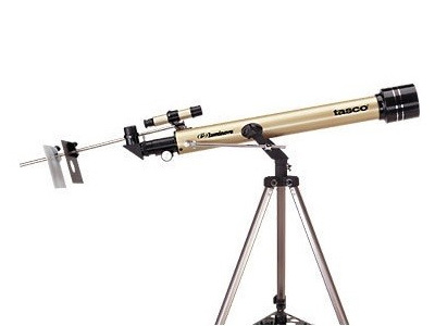 60x800mm Luminova Refractor Telescope