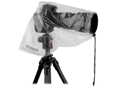 "RC-P8 DSLR Rain Cover with up to 8"" Lens (2 Pack)"