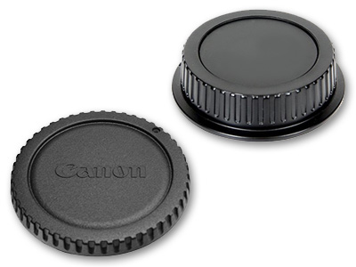 Generic Canon Body/Rear Caps