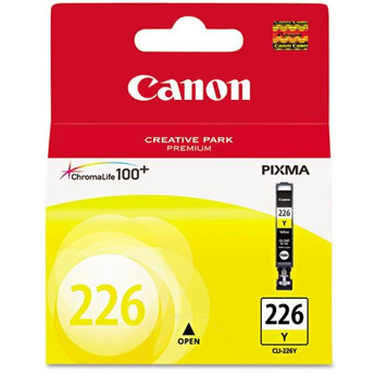 Ink Cartridge CLI226 Yellow Ink Tank
