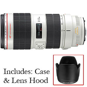 70-200mm f/2.8L IS II USM EF Lens