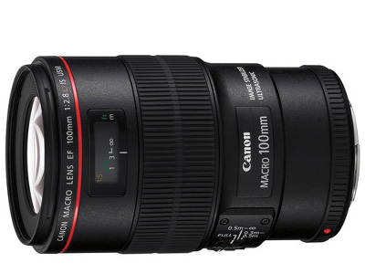 100mm f2.8 L IS USM EF Macro Lens