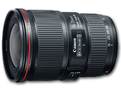 16-35mm f/4L IS USM EF Lens