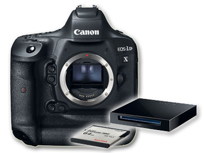 EOS 1Dx II 20.2mp DSLR Camera Body
