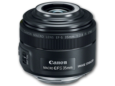 35mm f2.8 EF-S Macro IS STM Lens