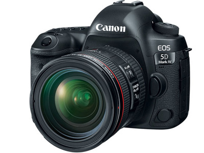 EOS 5D Mark IV  24-70mm f4L IS FREE Battery & Card