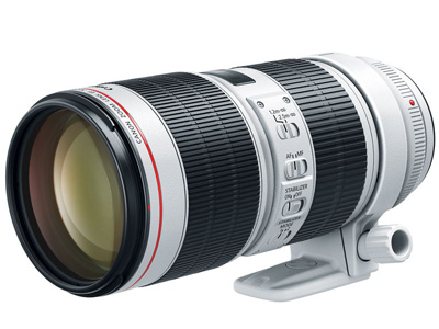 70-200mm f2.8L IS III USM EF Lens