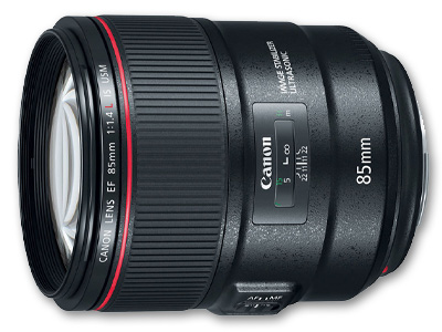 85mm f1.4L IS USM EF Lens