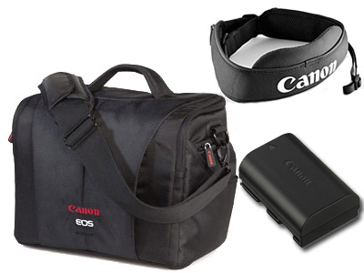 EOS 6D/5D/7D/60D/70D/80D DSLR Accessory Kit