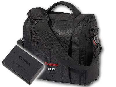 Canon T7i and 77D DSLR Accessory Kit