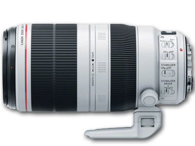 100-400mm f4.5-5.6L IS II EF USM Lens