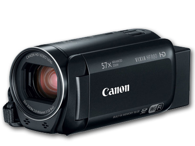 VIXIA HF R80 Full HD 16GB Video Camcorder