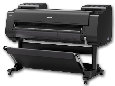 PIXMA Pro4000S 44in Professional Photo Printer