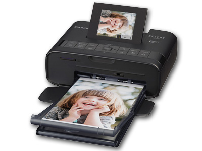 SELPHY CP1200 Photo Printer Black