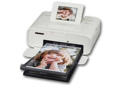 SELPHY CP1200 Photo Printer White