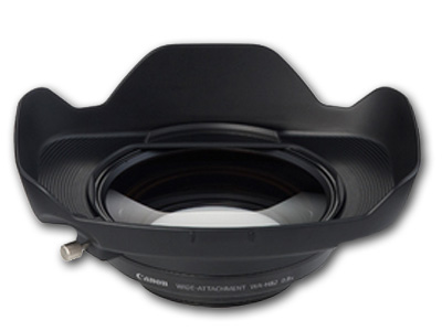 WA-H82 0.8x Wide Attachment Lens
