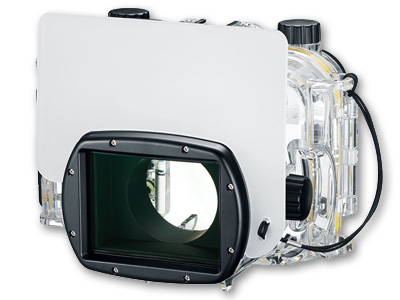 WP-DC56 Waterproof Case for G1X Mark III