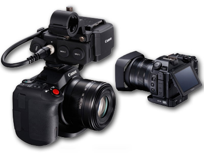 XC15 4K Professional Camcorder