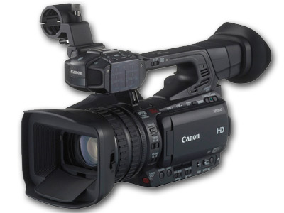 Canon XF200 Professional HD Camcorder