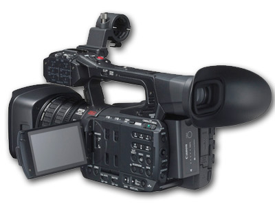 Canon XF205 Professional Camcorder Kit