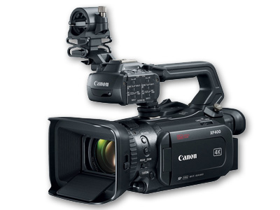 XF400 Professional Camcorder HDMI 2.0