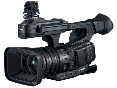 XF705 Professional Camcorder