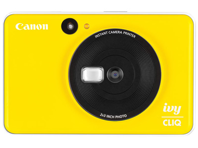 IVY Cliq+ Instant Camera Bumblebee Yellow