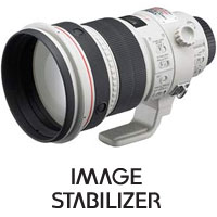 200mm f/2 L IS USM EF Lens