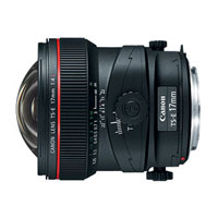 17mm f4L Lens TSE (Tilt Shift)
