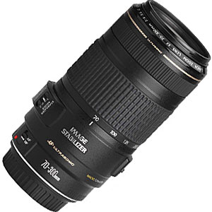 70-300mm f/4-5.6 IS USM EF Lens