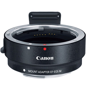 EF EOS M Mount Adapter