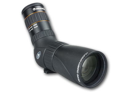 Hummingbird 9-27x56 ED Micro Scope (Angled)